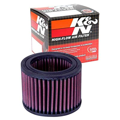 K&N Engine Air Filter: High Performance, Premium, Powersport Air Filter: 1993-2006 BMW (R1150R, R1150R Rockster, R850R, R1150GS, R1150RS, R1150RT, R1100R, and other select models) BM-0400: Automotive [5Bkhe1006628]