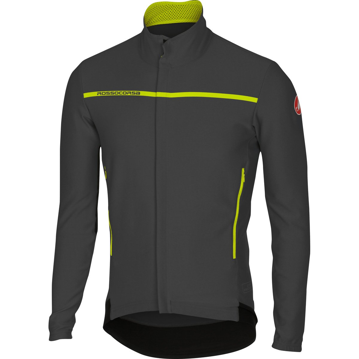 4a8349acc Amazon.com   Castelli 2016 17 Men s Perfetto Long Sleeve Cycling Jacket -  B16507   Sports   Outdoors