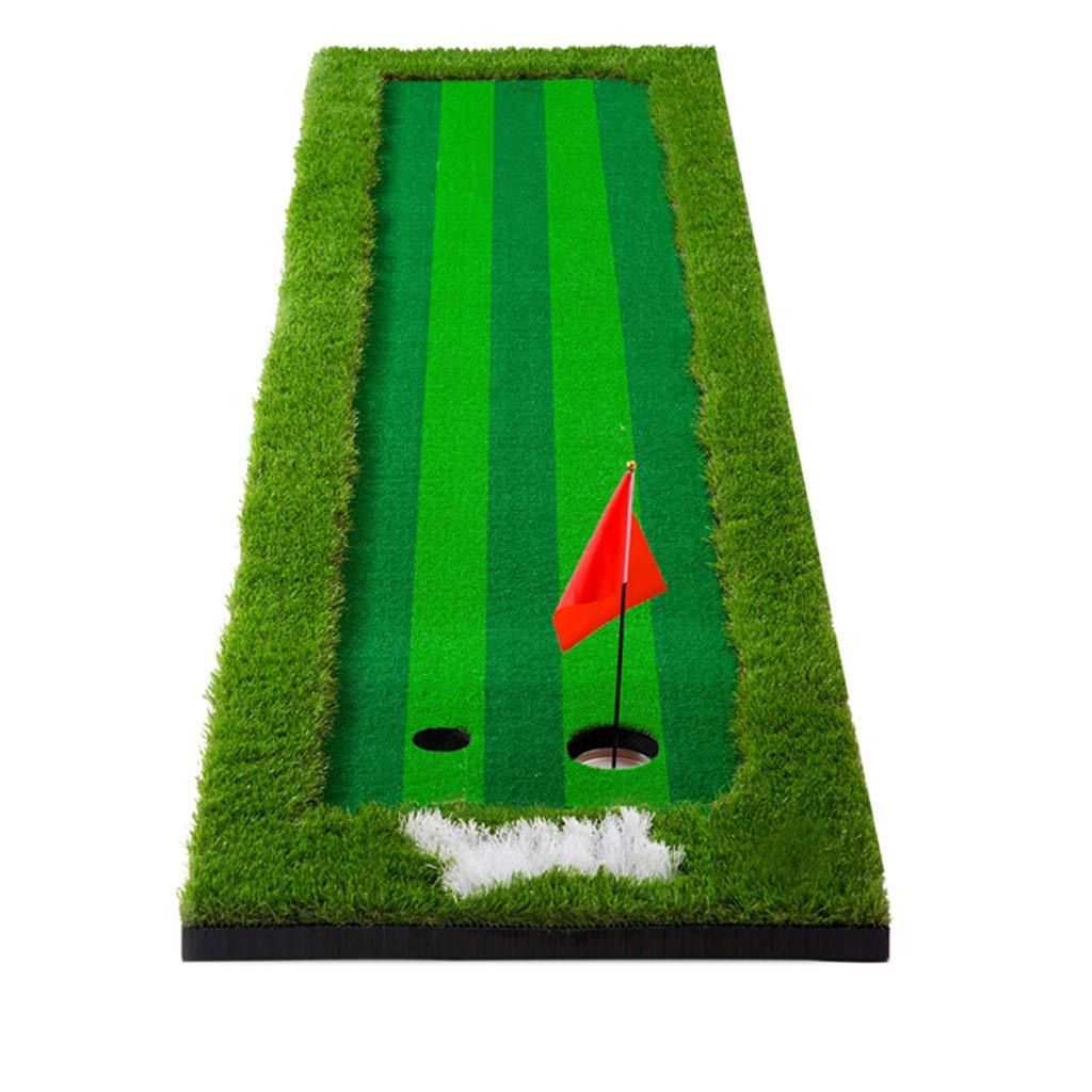 IAIZI 大型ゴルフ練習マット75 * 300センチメートルのドライビングチッピングピッチングパット   B07K815ZP2