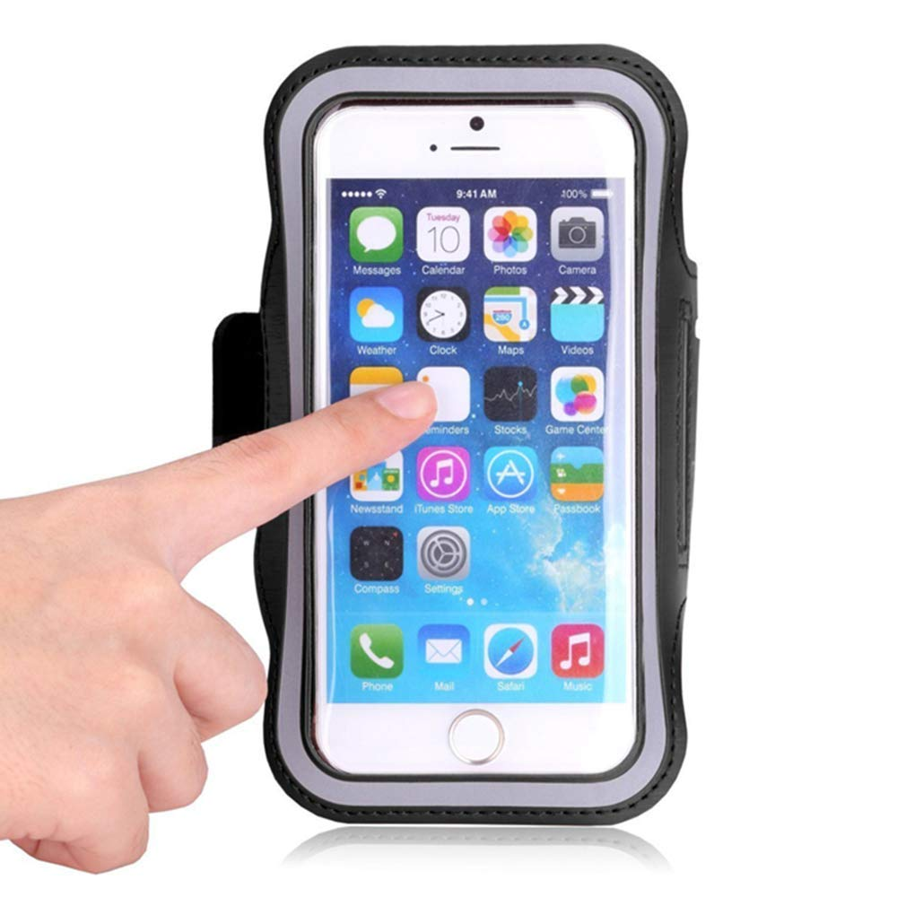 Note Plus//Note S Adjustable Sports Phone Arm Case for Cubot H2 R11 S222 S350 S550 Pro S600 X10 X11 X15 X18 Plus with Key Holder Cheetah 2 Running Armband for Cubot J3 Pro//Dinosaur A5