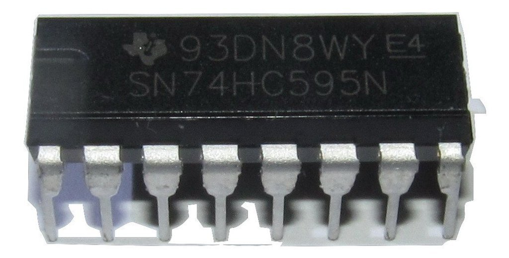 storage register 6x SN74HC590AD IC digital 3-state,8bit binary counter