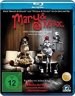 Mary Max Reino Unido Dvd Amazon Es Cine Y Series Tv