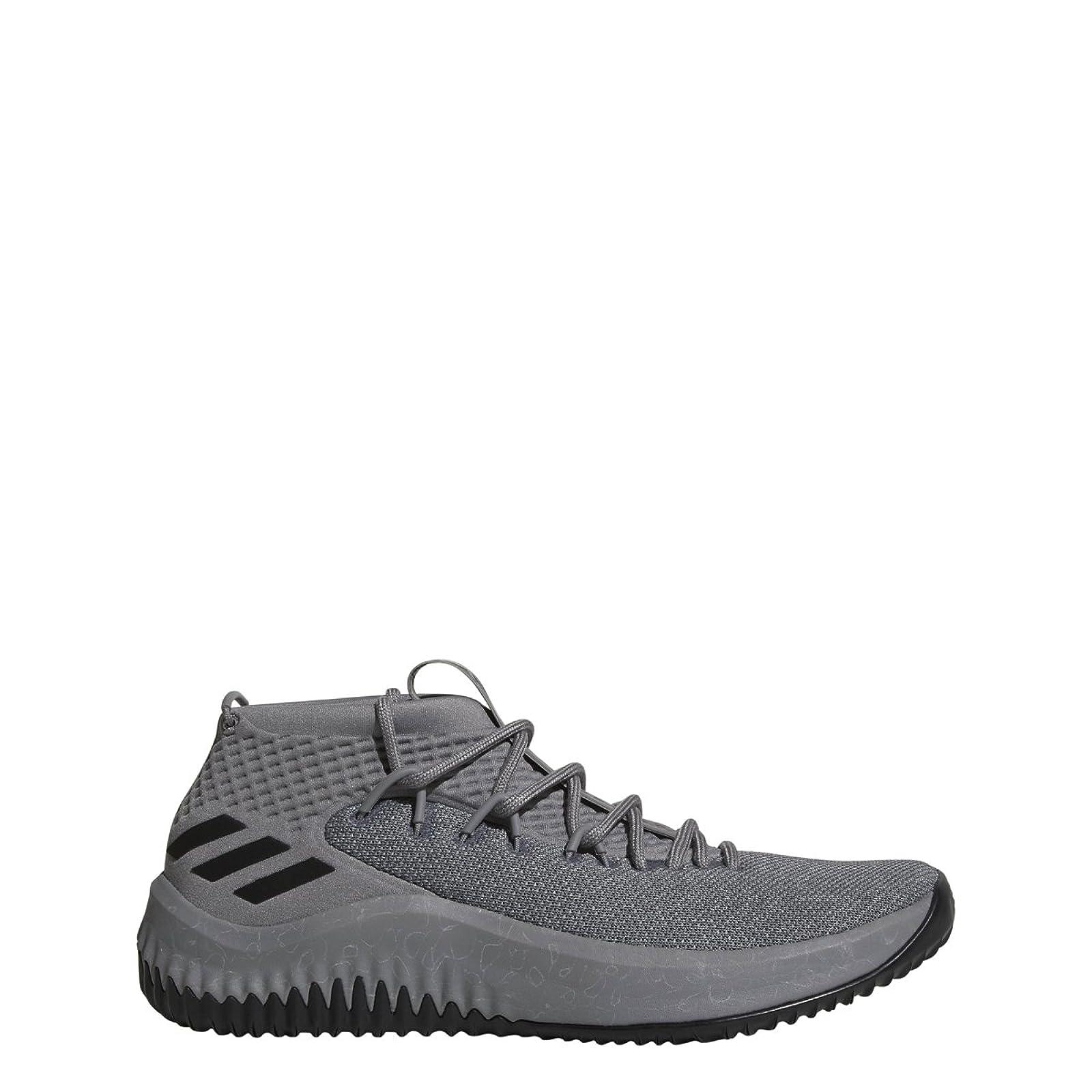 adidas Men's Crazy Time II Football CQ0474 Grey Three/Core Black/Grey Two - 1