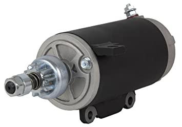 New Starter Motor Fits 73 95 Evinrude Marine Outboard 115 115hp 385529