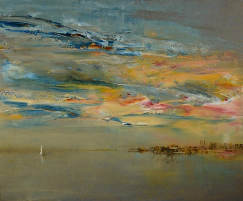 Before the Storm (Limited Edition on Fine Art Paper - 42x35 in) by