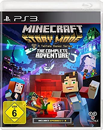 Minecraft Story Mode The Complete Adventure A Telltale Game - Minecraft story mode kostenlos spielen pc