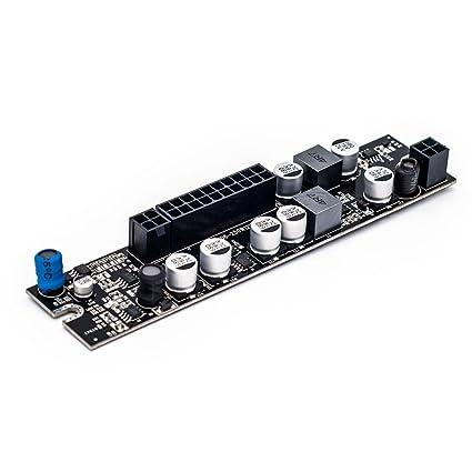 Amazon.com: Realan 1106 DC to DC ATX PSU 12V 250W Pico ATX Switch ...
