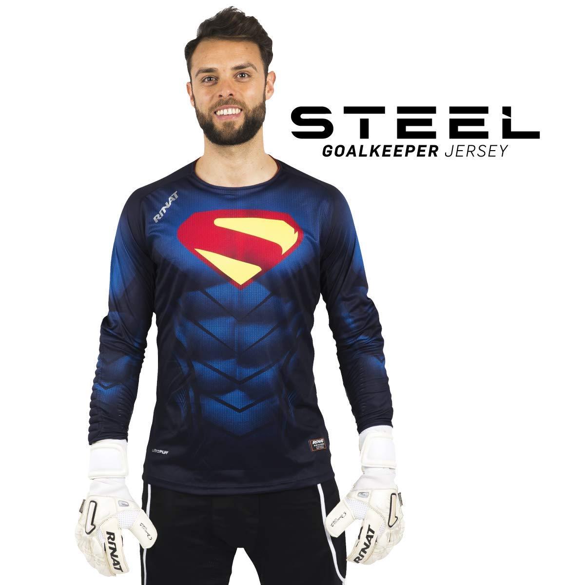 91db43df5c2 Amazon.com : Rinat New Steel Jersey : Sports & Outdoors
