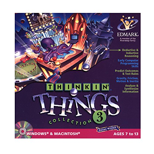 Thinkin' Things Collection 3 Age Rating:7 - 13