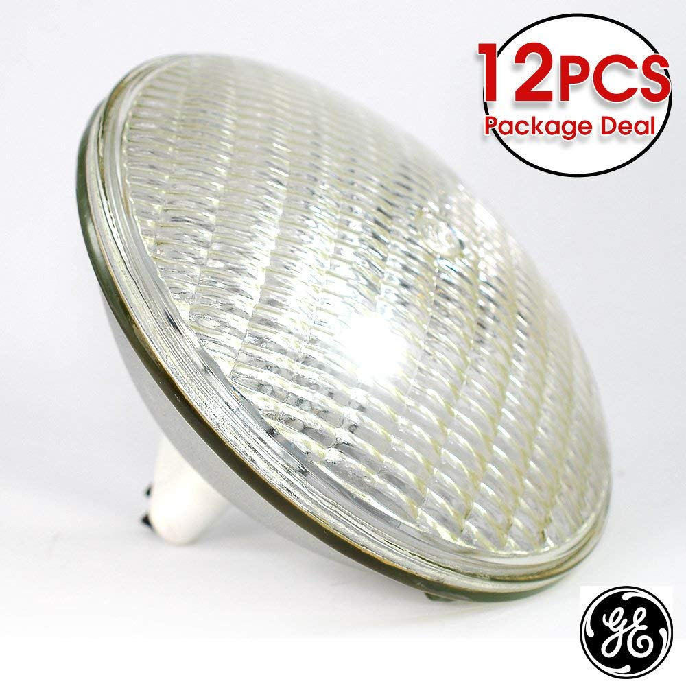 GE 1000w 120v FFS PAR64 Halogen Bulb x 12 pieces