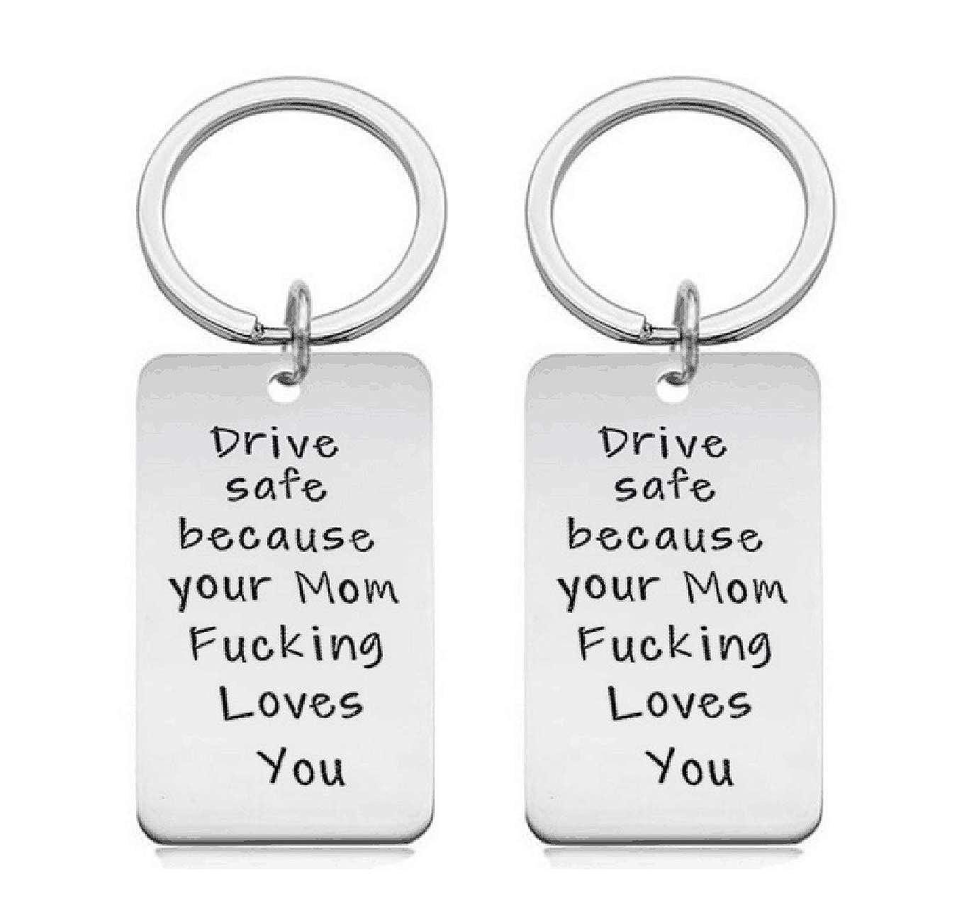 Amazon.com: Sephilitone Daughter Son Gifts Driver Safe ...