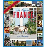 365 Days in France 2015 Wall Calendar