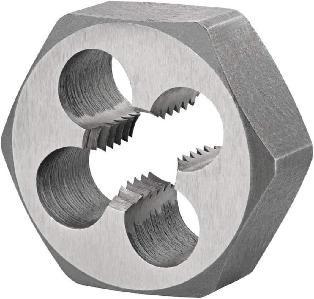 HSS Tuerca hexagonal V/ástago hexagonal para roscar