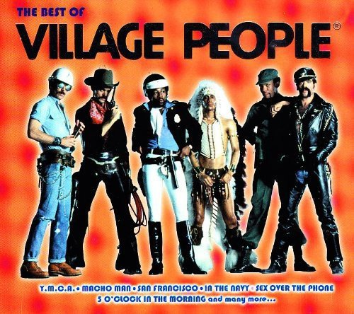 Best of: Village People (The Best Of Village People)