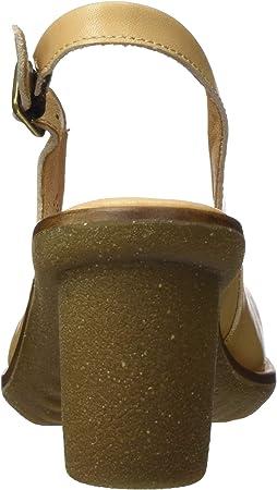 El Naturalista Trivia, Zapatos de tacón con Punta Cerrada para Mujer