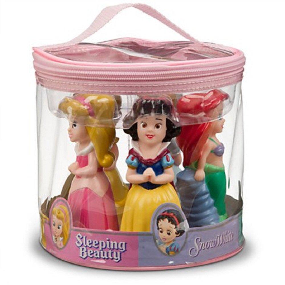 Amazon.com: Disney Parks Princess Squeeze Toys Set Including Ariel ...