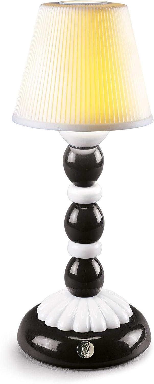 LLADRÓ Lámpara De Mesa Firefly Palm. Blanco Y Negro. Lámpara de Porcelana.: Amazon.es: Juguetes y juegos