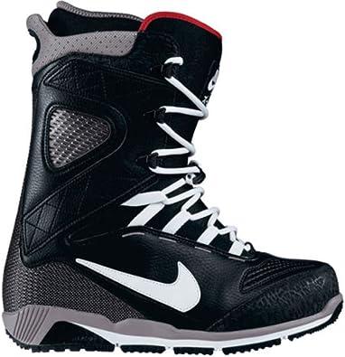 Nike Zoom Kaiju Mens Snowboard Boots BlackCementFire Red