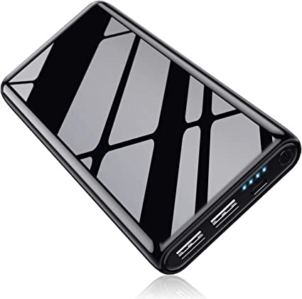 Amazon.com: HETP Hugh - Cargador portátil de batería externa ...