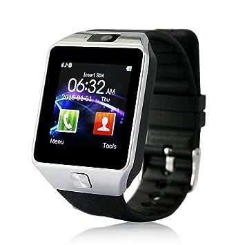 YUNTAB SW01 relojes Capacitivos – Yuntab SW01 Reloj Bluetooth SmartWatch Fitness de Involucro del pulsera reloj