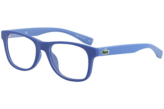 610512a527e Eyeglasses LACOSTE L 3620 467 MATTE AZURE at Amazon Men s Clothing ...