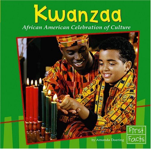 Kwanzaa: African American Celebration of Culture (Holidays and Culture) by Capstone Press (Image #1)