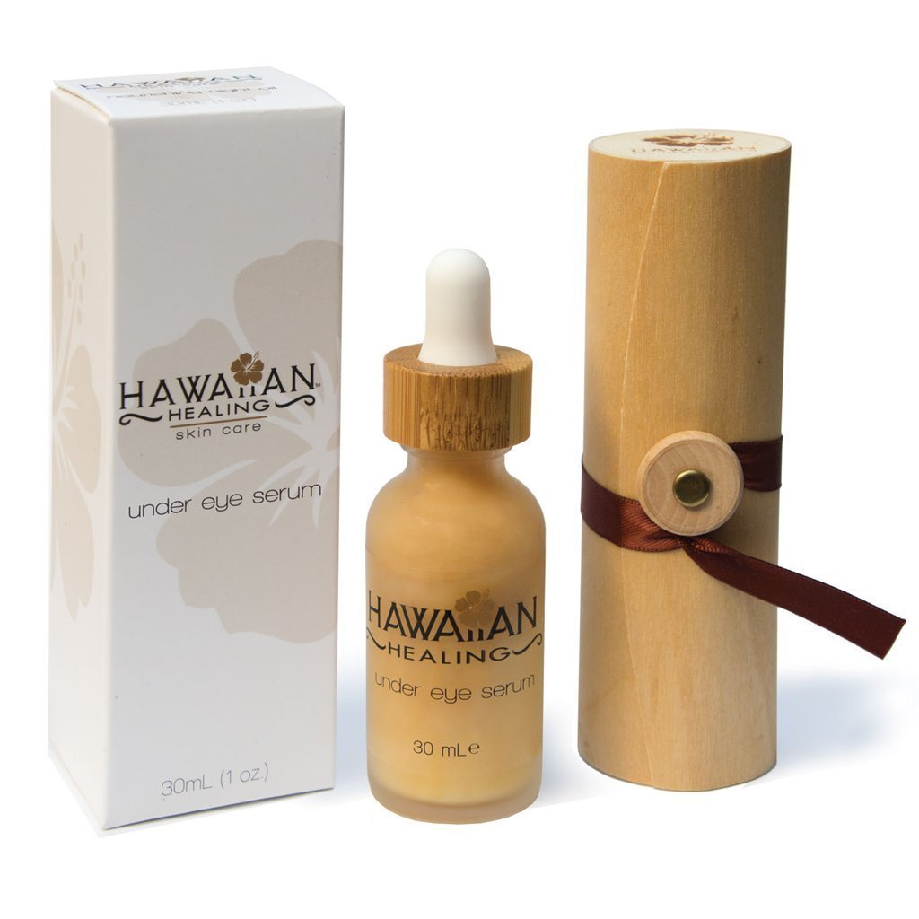 Hawaiian Healing Anti-Aging Hydrating Under Eye Serum - 30mL