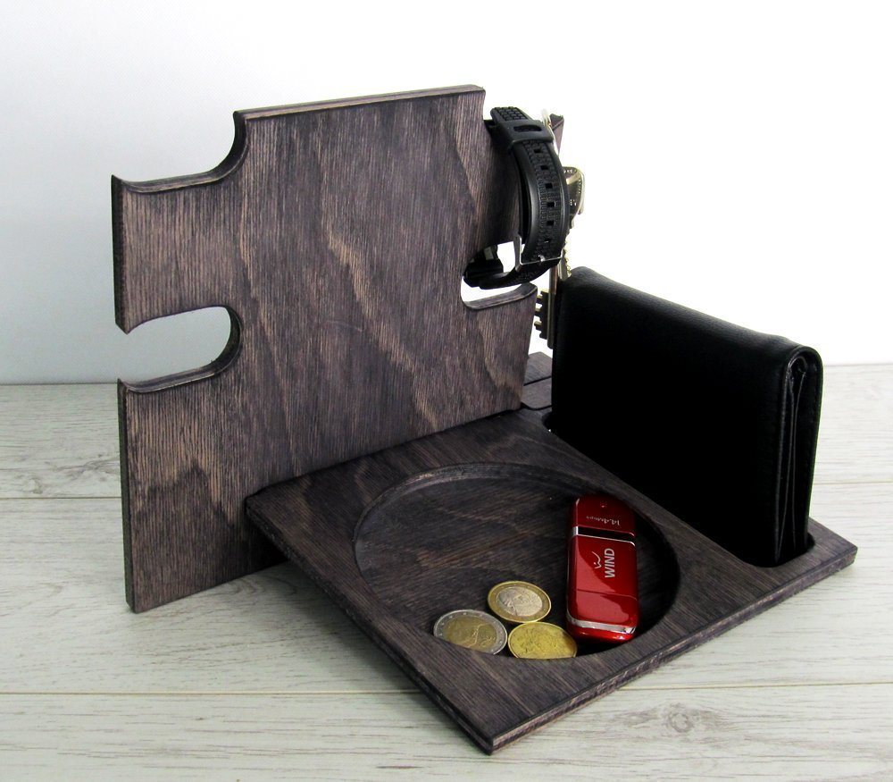 Docking Station, Gift for Him, Charging Station, iPhone Dock, iPhone Stand, Cell Phone Stand, Desk Organizer, Android Docking Station