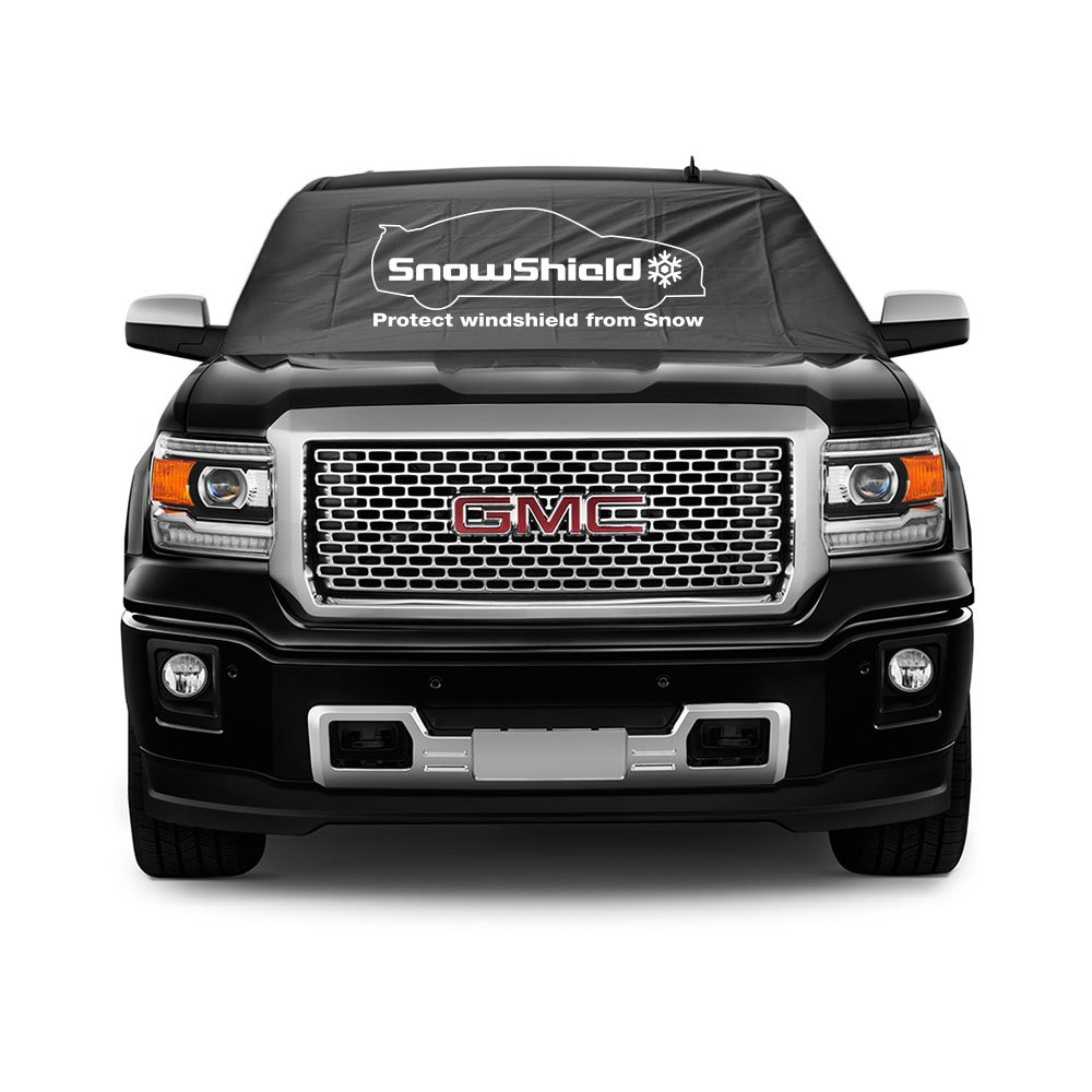 All car Types with Magnets Snow Van Sedan Truck SnowShield Magnetic Windshield Cover for Ice Universal fit SUV Frost