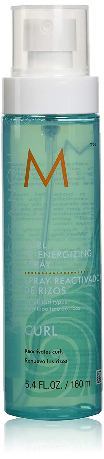 Moroccanoil Curl Re-Energizing Spray, 5.4 Ounce ITSATRONIC CES160SP