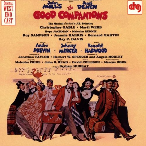 Price comparison product image The Good Companions (1974 Original London Cast)