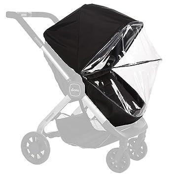 Diono Quantum Lux Regenschutz Fur Kinderwagen Amazon De Baby