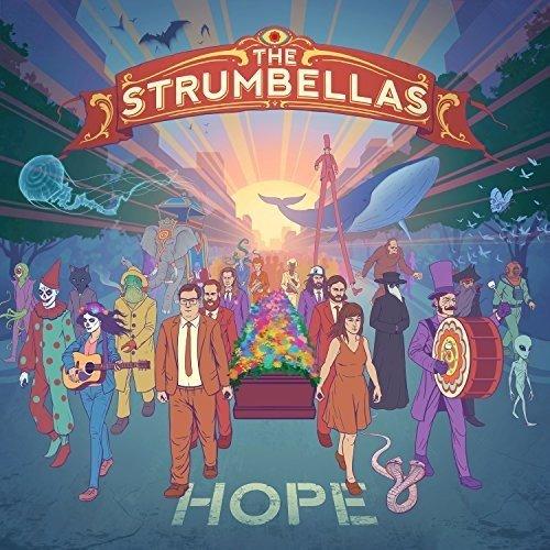 Vinilo : The Strumbellas - Hope (United Kingdom - Import)