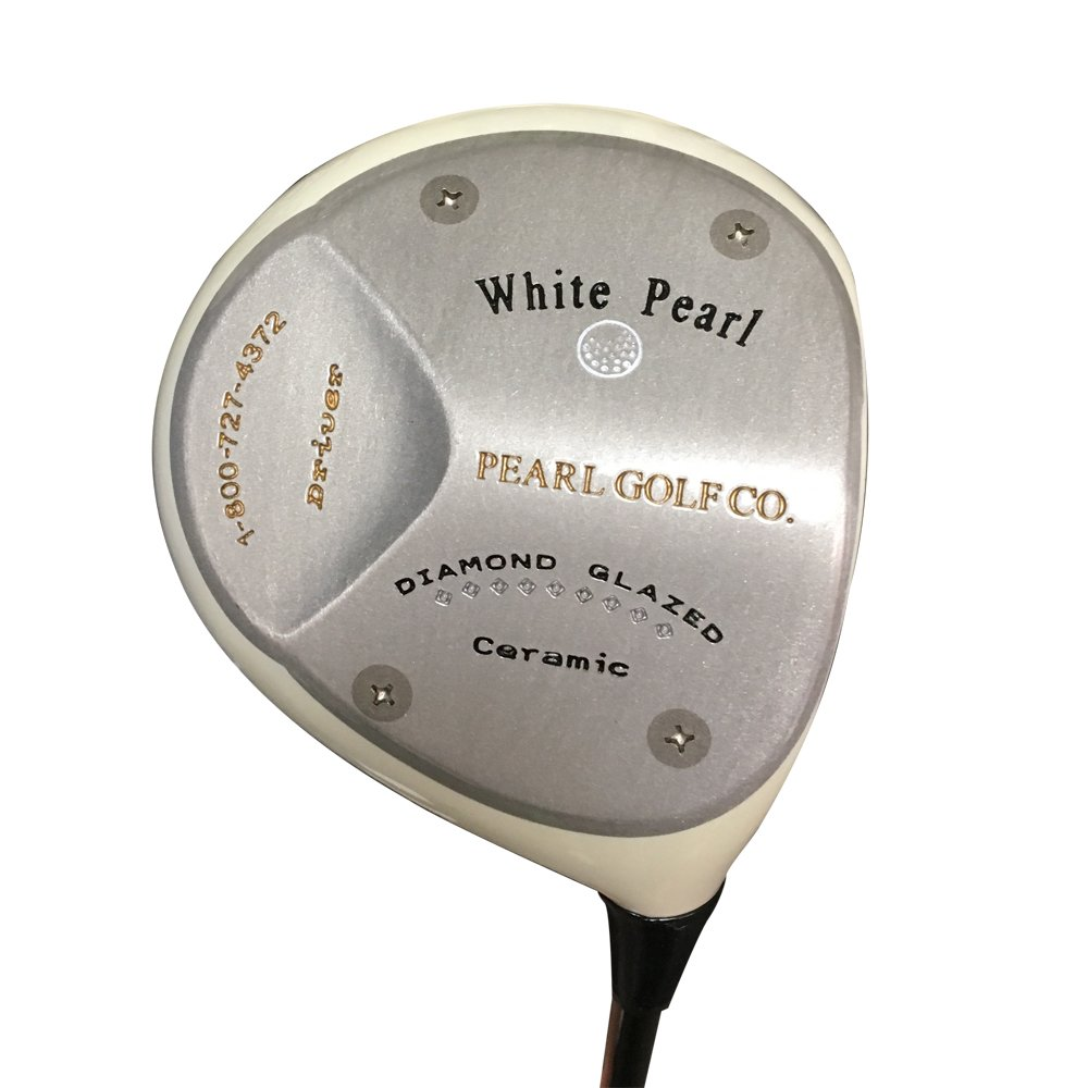 Amazon.com: Señoras blanco Pearl conductor: Sports & Outdoors
