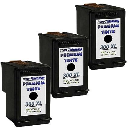 3 x 300 x l para HP Deskjet F4580 F2420 F2480 D1660 F4480 ...