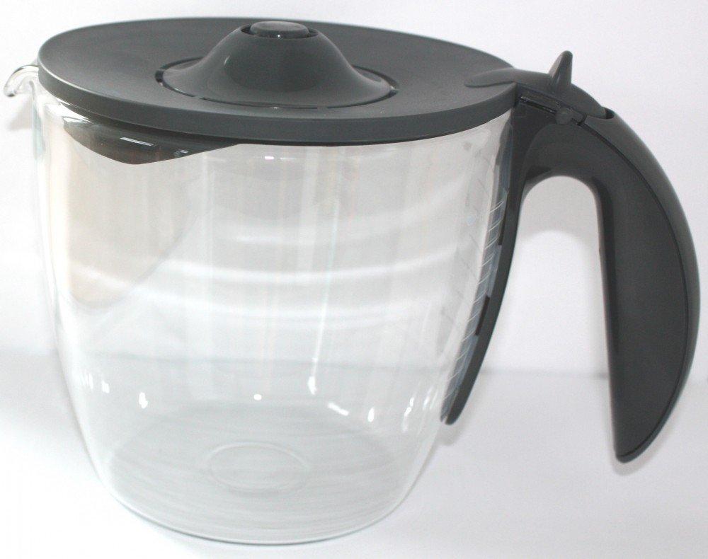 Caraffa di vetro caffettiera per tka65/tka66/tka67/TC60101/ /647056//499769 Bosch//Siemens