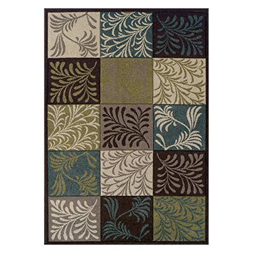 Dalyn Rugs Radiance RD 803 Area Rugs, Chocolate, 3-Feet 3-Inch by 5-Feet 3-Inch