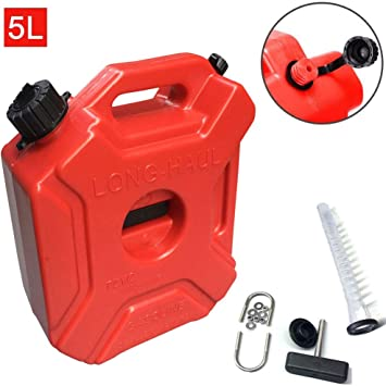 3 L 3L Fuel Pack W//Lock Gas fit for Jerry Can Fuel Container Off Road ATV UTV US
