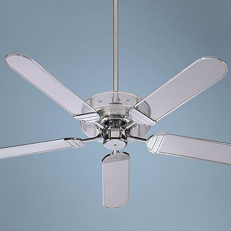 Quorum 400525 14 clear fan blades amazon mozeypictures Images