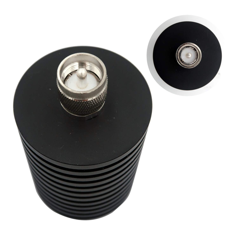 Gam3Gear PL259 Male Plug DC to 1GHz 25W Watt Dummy Load 50 Ohm Dummy Load