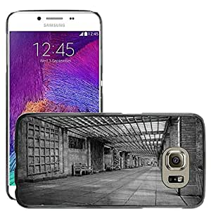 Hot Style Cell Phone PC Hard Case Cover // M00151662 Promenade England North Yorkshire // Samsung Galaxy S6 (Not Fits S6 EDGE)