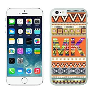 Fashionable DIY Designed NW7I 123 Case M&K iPhone 6 Plus 5.5 Inch Phone Case Cover White T2 026