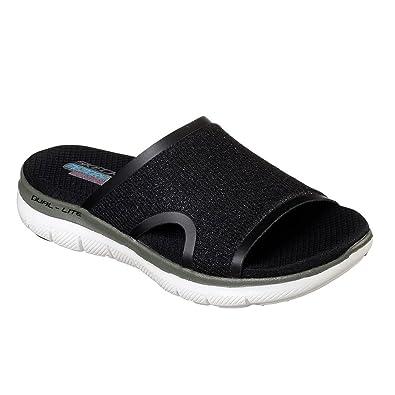 Women's Flex Appeal 2.0-Summer Jam-Casual Sporty Comfort Slide Sandal
