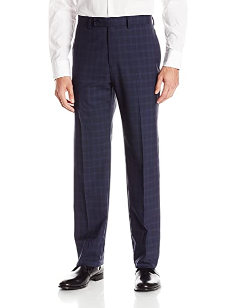 Amazon.com: Fitty lell hombre traje pantalones traje de ...