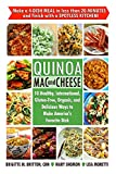 #7: Quinoa Mac and Cheese: 10 Healthy, International, Gluten-Free, Organic, and Delicious Ways to Make America's Favorite Dish