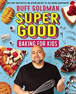 Book Cover: Super Good Baking for Kids