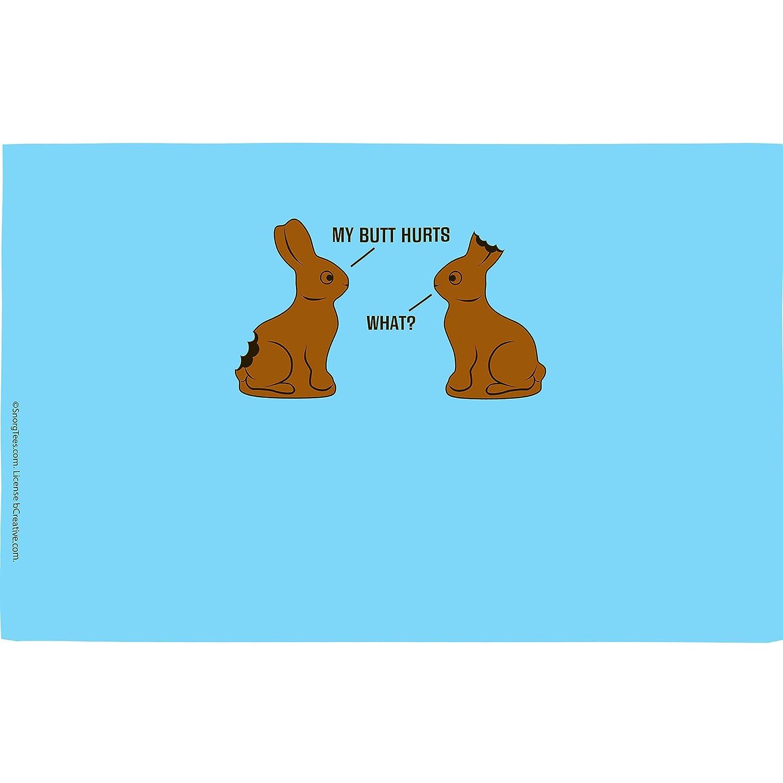 Clear Tritan Chocolate Bunnies Tumbler with Wrap 16 oz Tervis 1289988 Snorg Tees