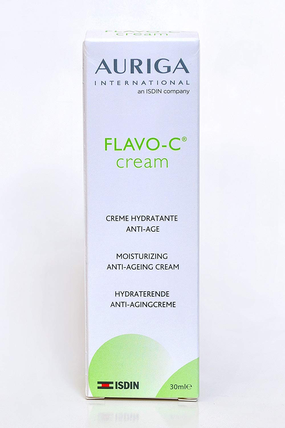 Vitamin C Hyaluronic Cream Flavo-C from Auriga