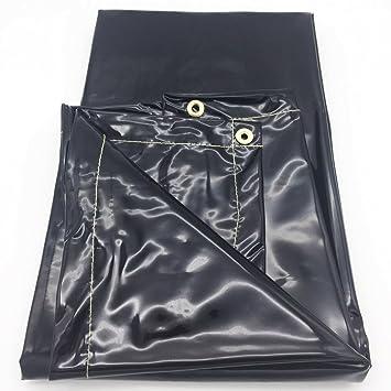 Manta de cortina de soldadura de PVC, translúcida, 1,8 x 2,4 m: Amazon.es: Bricolaje y herramientas