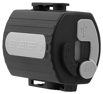 500831 Led Lenser Batterie Mixte AdulteNoirUnique reWQdxBCEo